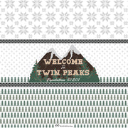 Twin Peaks Welcome to Twin Peaks 16 oz Travel Mug