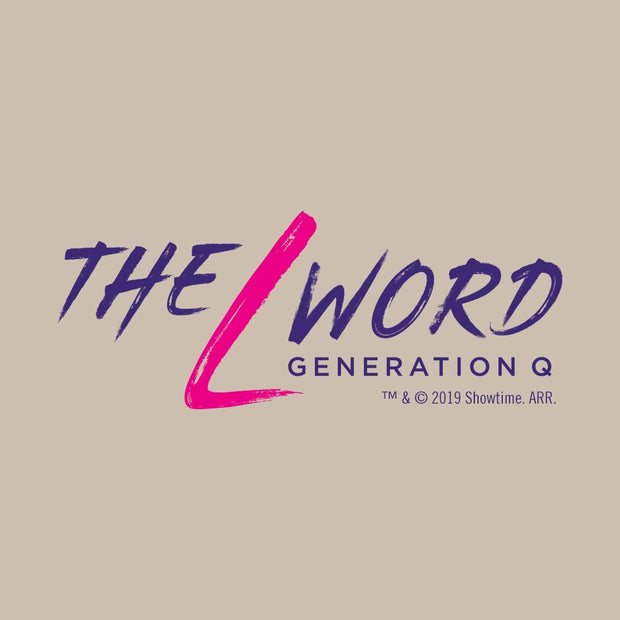 The L Word: Generation Q Logo Canvas Tote Bag