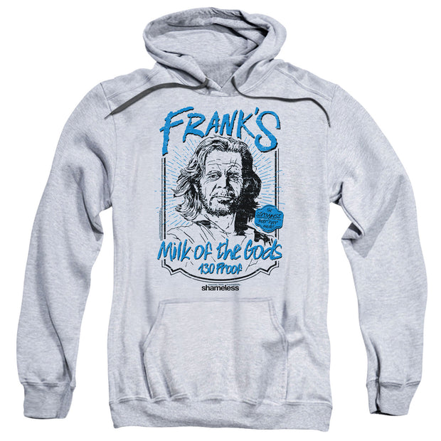 Shameless Frank's Milk Fleece Hooded Sweatshirt