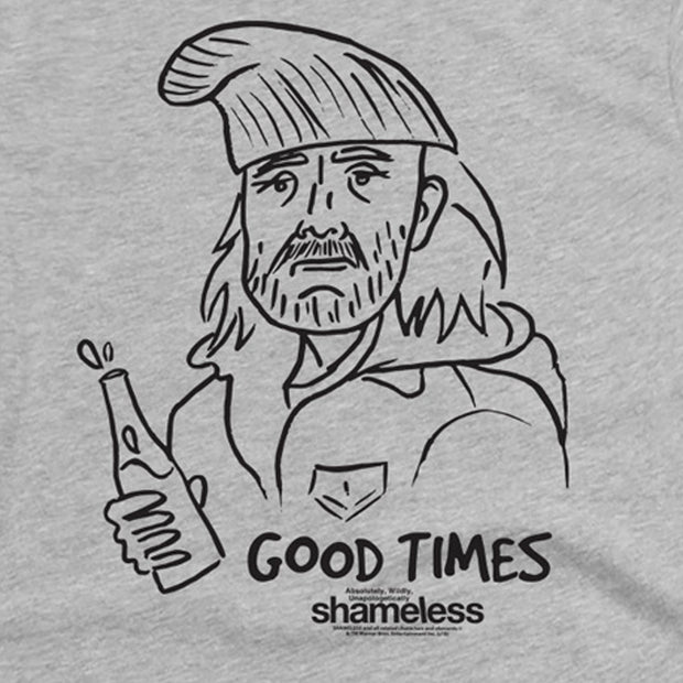 Shameless Good Times Women's Short Sleeve T-Shirt