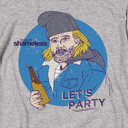 Shameless Let's Party Adult Short Sleeve T-Shirt