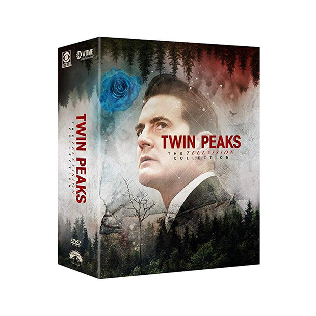 Twin Peaks: The Television Collection DVD Set