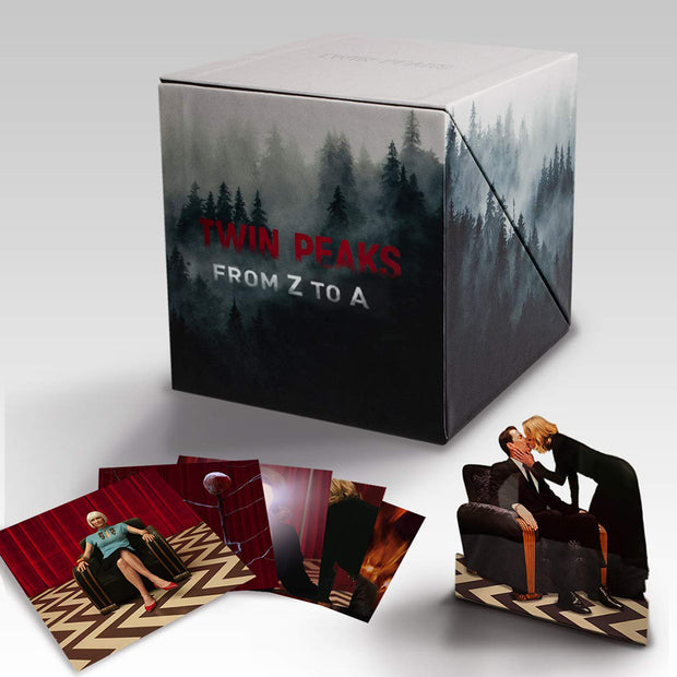 Twin Peaks: From Z to A Blu-ray DVD Collection