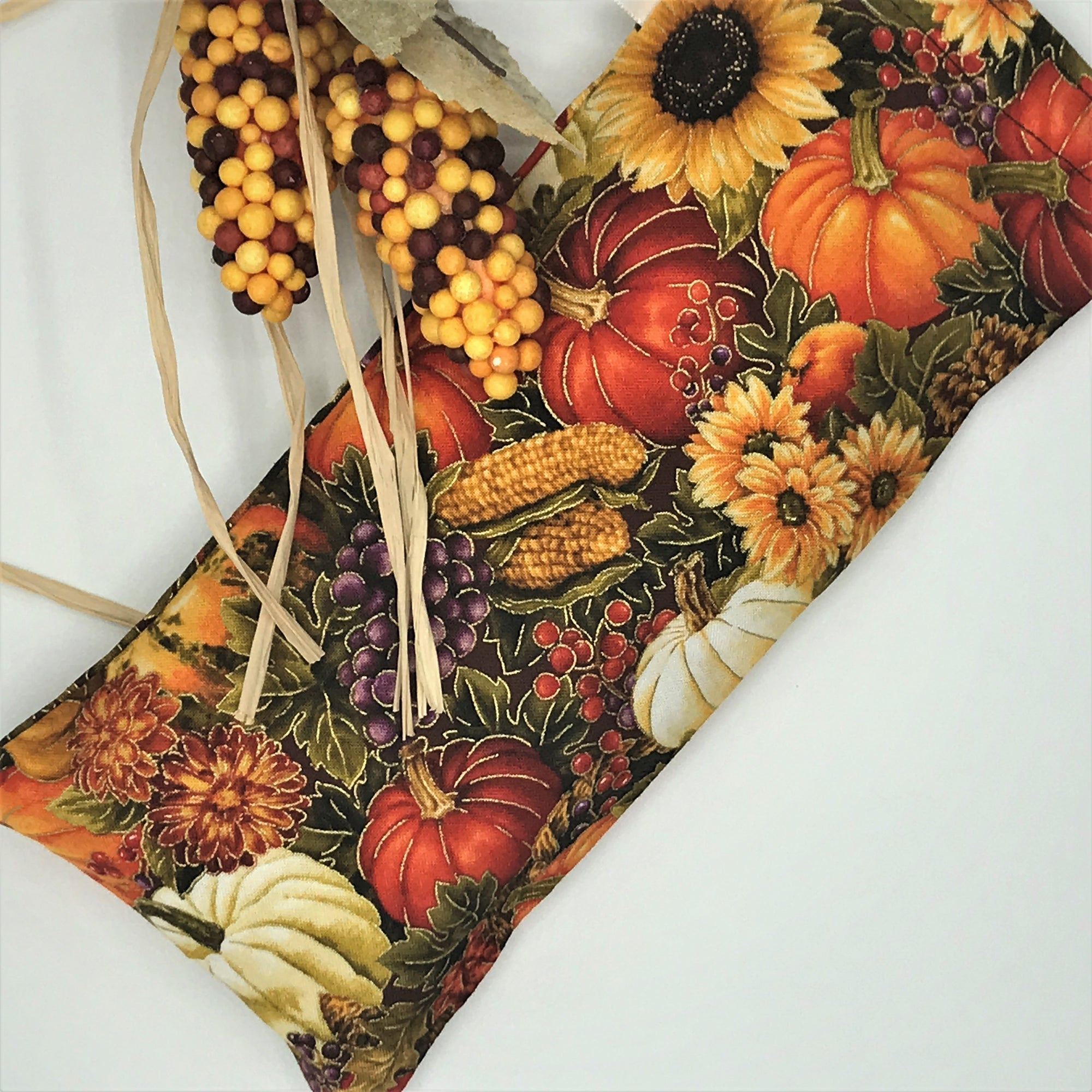 Pumpkin Harvest Eye Pillow