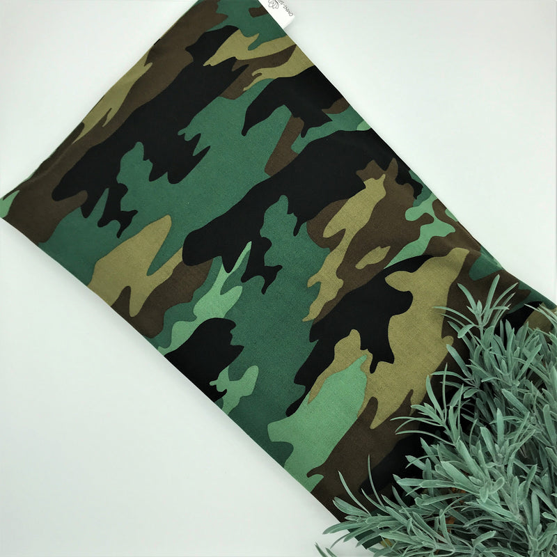 HUGGY PILLOW - Camouflage