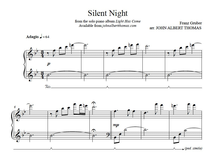 John Albert Thomas - Silent Night.jpeg