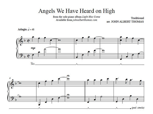 John Albert Thomas - Angels We Have Heard on High.jpeg