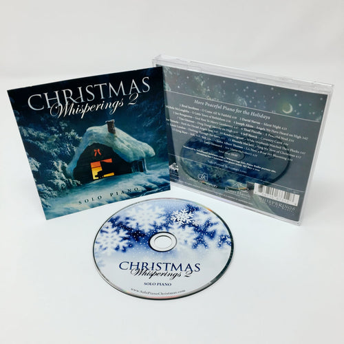 Christmas Whisperings 2 - CD