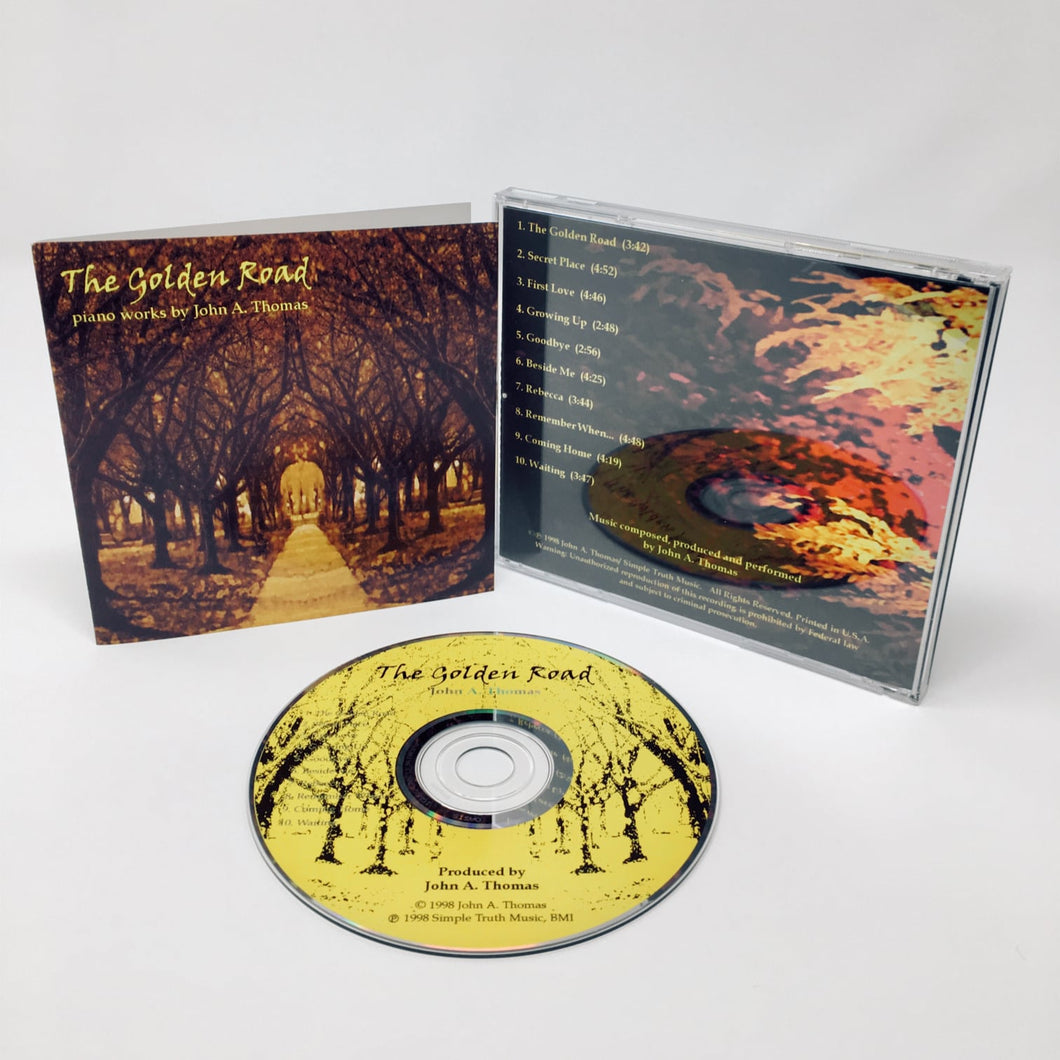 The Golden Road - LIMITED 1999 EDITION - CD