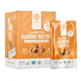 Key Eats Nut Butter - Almond - 10 Servings