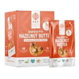 Key Eats Nut Butter - Hazelnut - 10 Servings