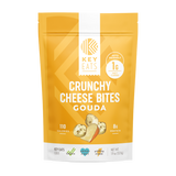 Key Eats Crunchy Cheese Bites - Gouda - 3 Pack