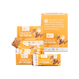 Key Eats Chocolate Chip Cookie Dough Bars - 12 Bars (Free Shipping)