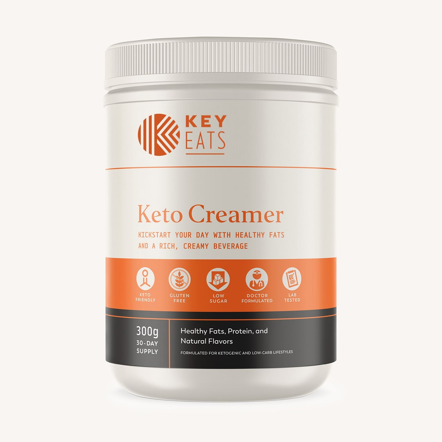 Keto Creamer by Key Eats