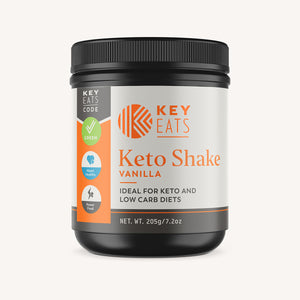 Key Eats Essential Shake - Vanilla