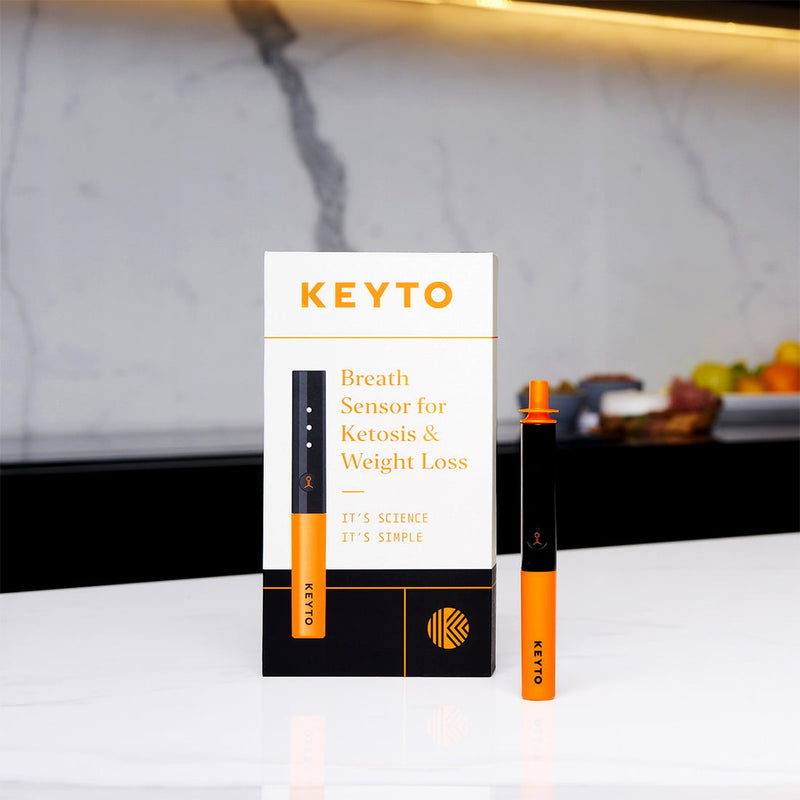 Keyto Breath Sensor + 1 FREE Month of Keyto Premium