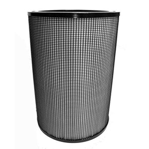 Hepa Metal End Cap Replacement Filter-3 inch