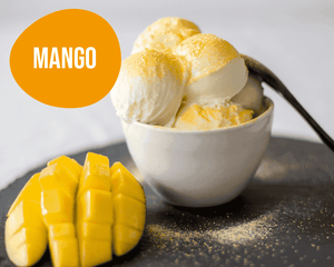 Pumperlgsund Eis-Fluff Box Mango