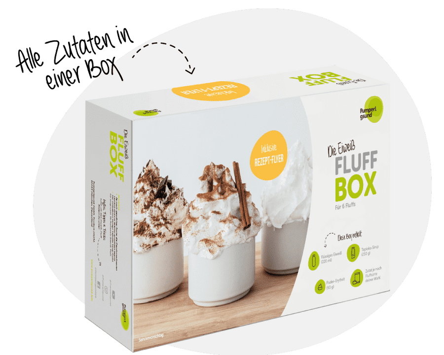 Fluffbox Basic | Single, flexibel, sucht: Geschmack