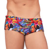Sunga TUCANO Estampada Tropical Colorida  -  Moda Praia Masculina