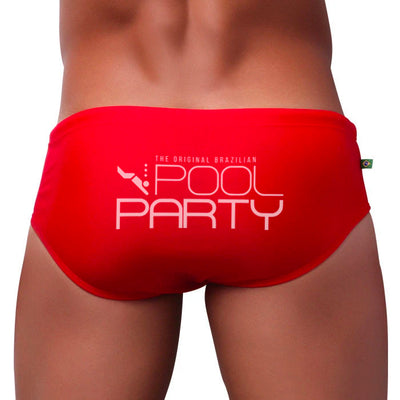 The Original Brazilian Pool Party 2020 CA-RIO-CA Promo Sunga - Moda Praia Masculina