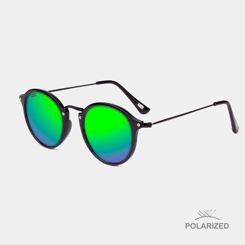 Roller Black / Green Polarized