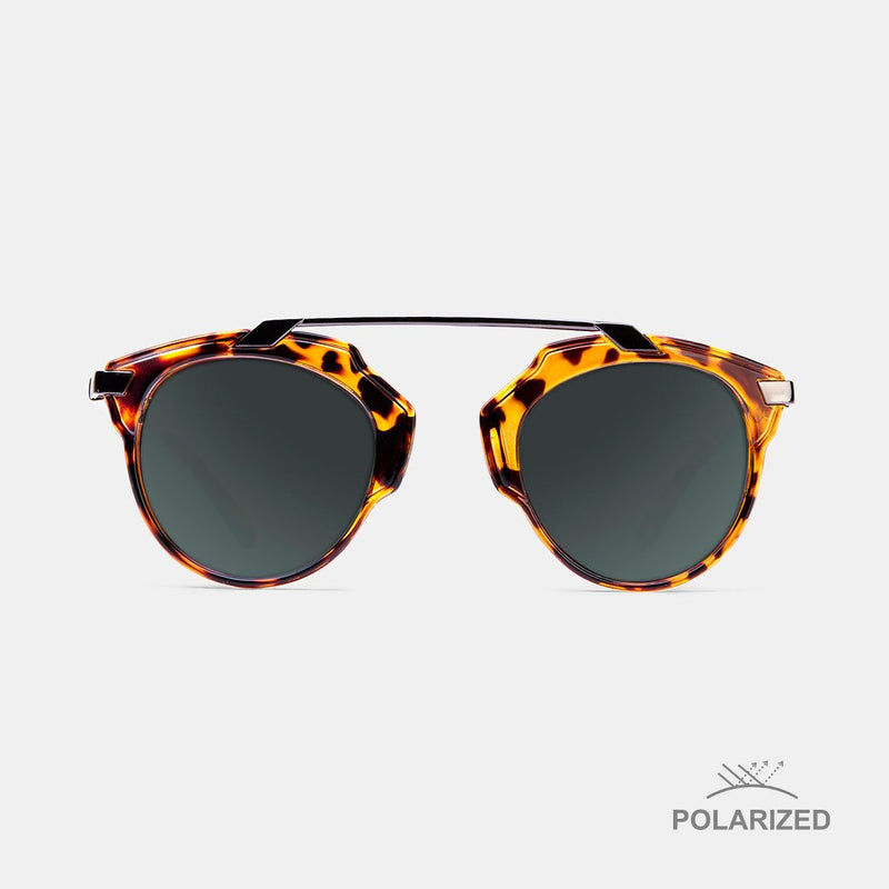 Carey / Black Polarized