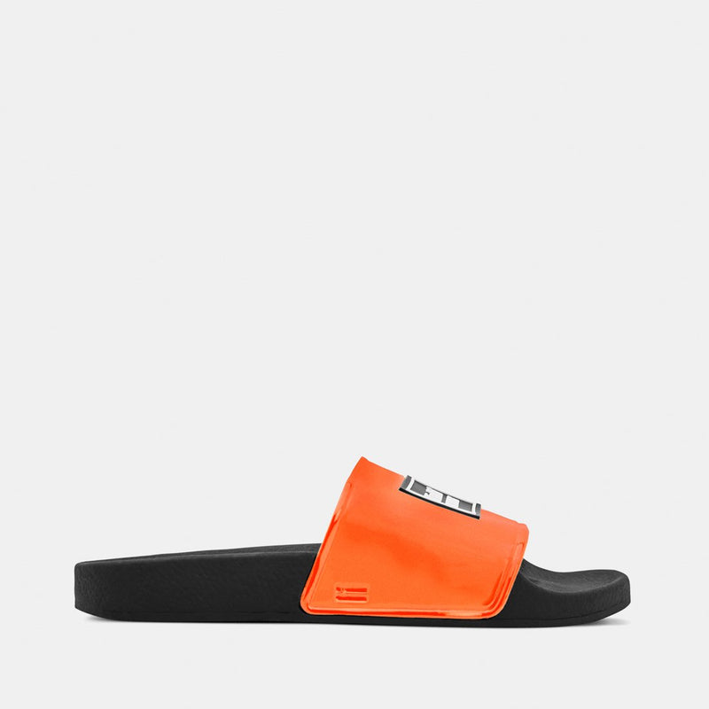Label Slides Orange