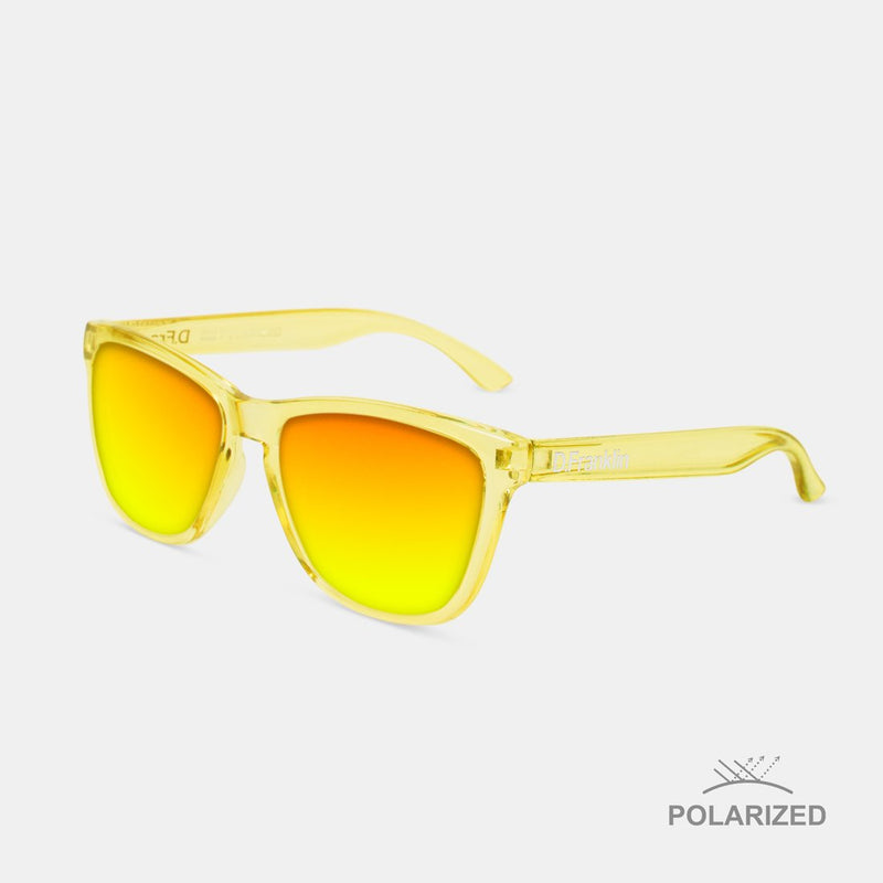 Roosevelt Trans Yellow / Gold Polarized