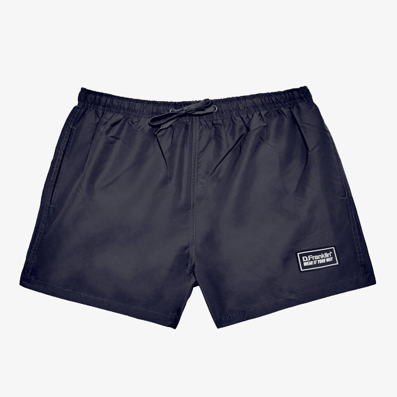 Navy Swim Short