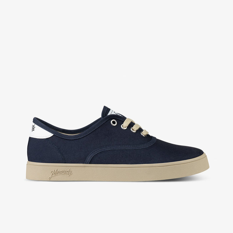 Mercredy Atlantic R-Canvas Navy / Peanut