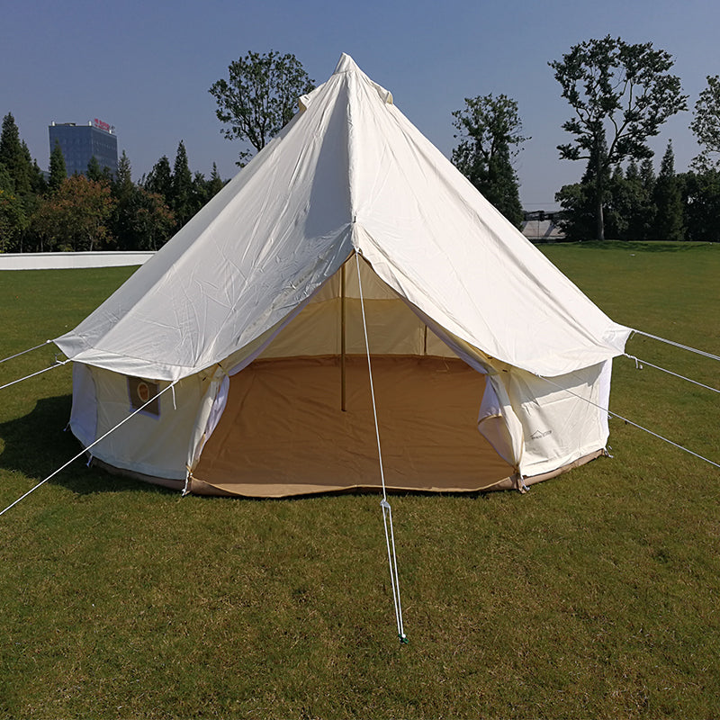 Oxford Bell Tent Glamping Tent Waterproof