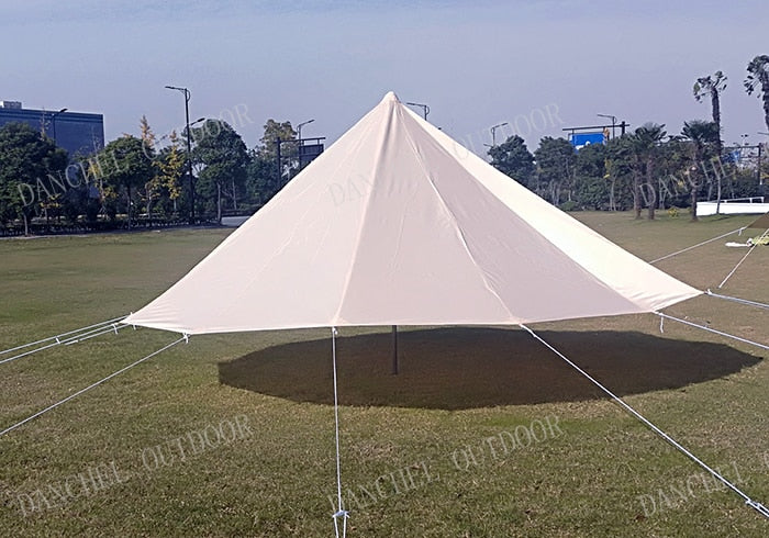 Rain Fly Awning For Bell Tent Waterproof