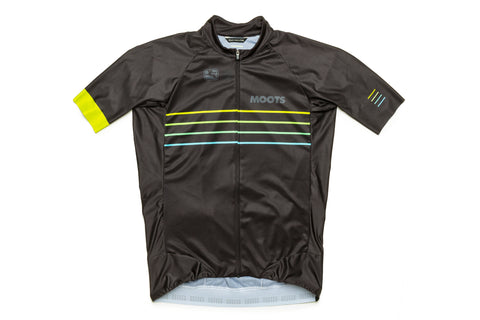 Moots Men's Team Jersey - Black
