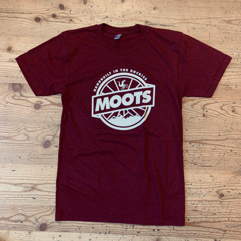 Wheel Badge Tee