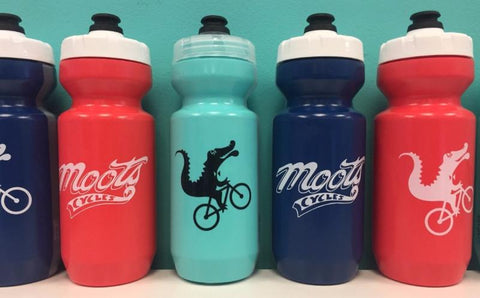 Wheelie Gator Purist Bottle