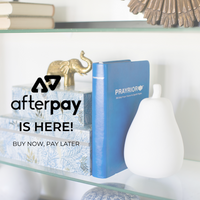Prayers Planner accepts Afterpay