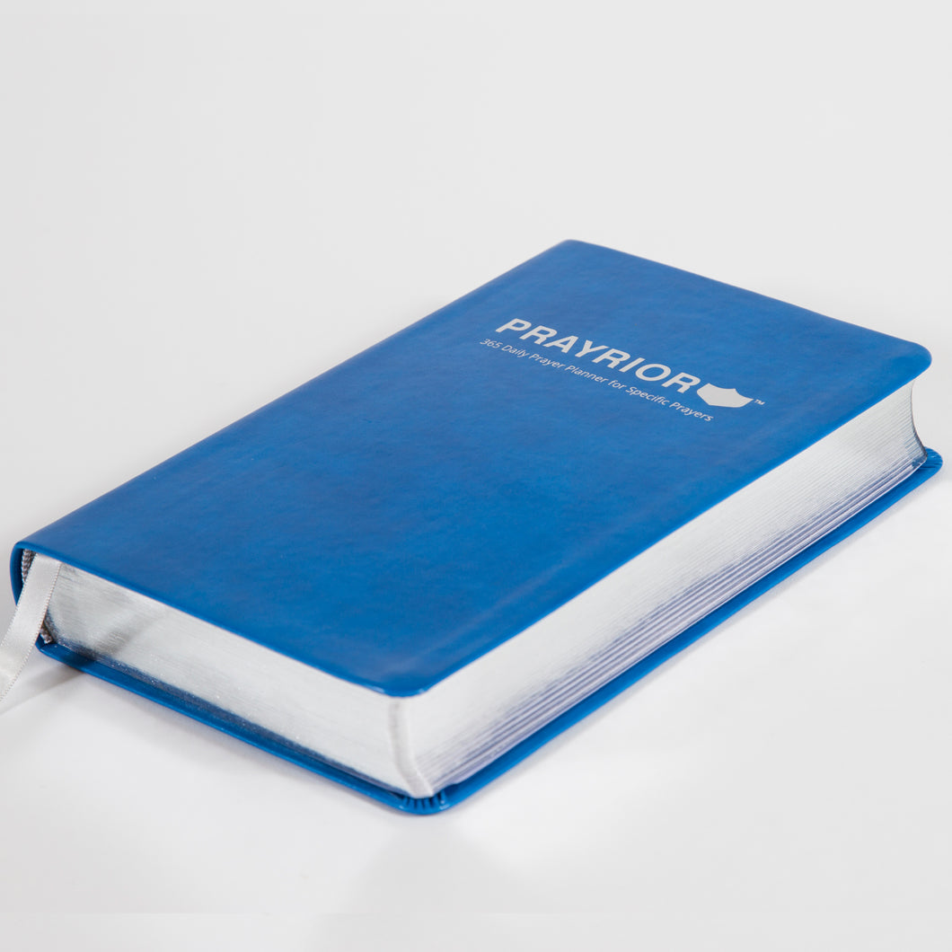 Mountain Blue PRAYRIOR Planner