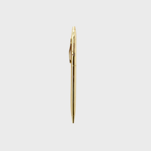 Prayers Planner Gold Engraved Pen