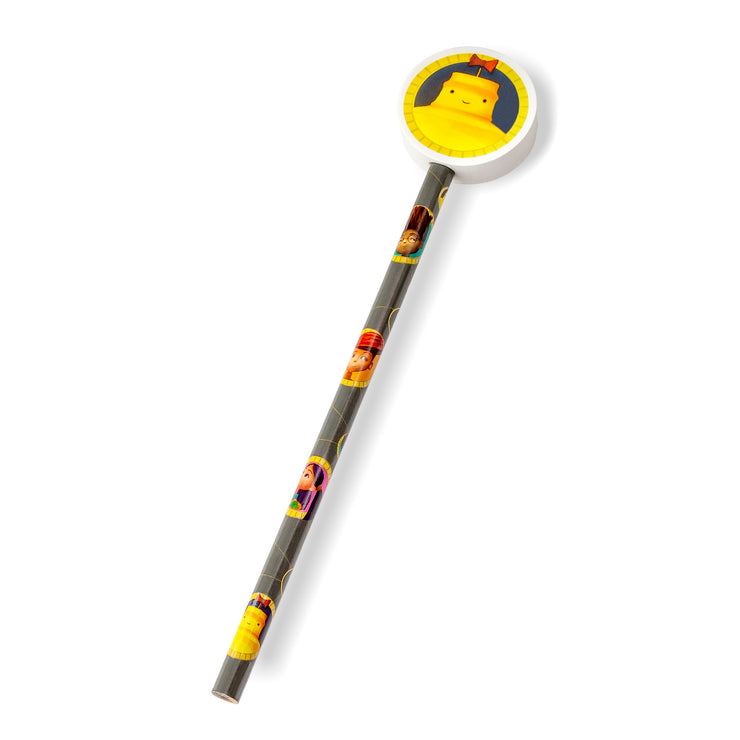 Pencil Topper - Flambow