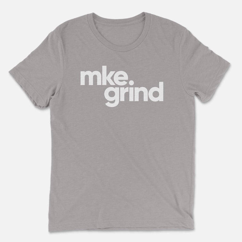 MG Athletic Grey Triblend Tee