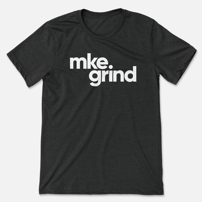 MG Black Heather Tee