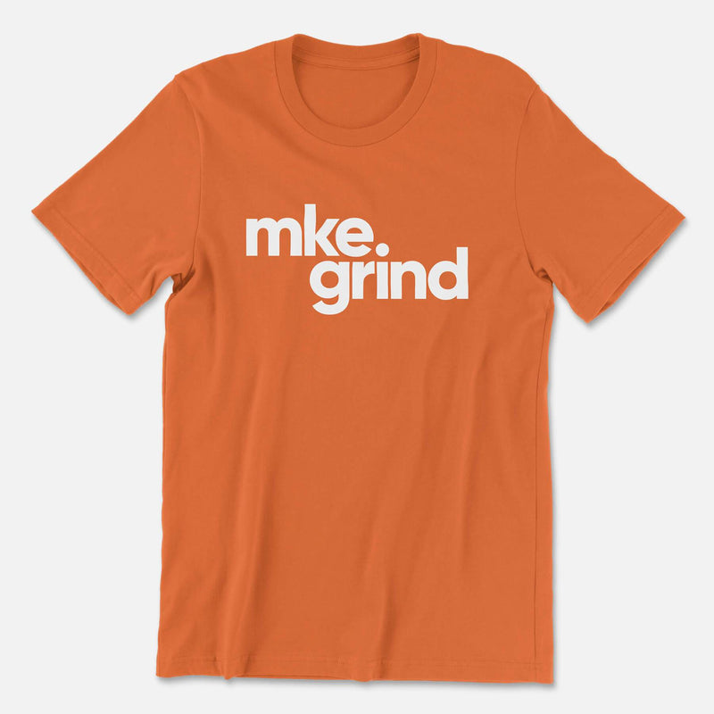 MG Burnt Orange Tee