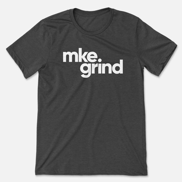MG Dark Grey Heather Tee
