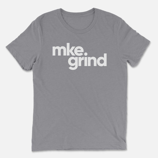 MG Grey Triblend Tee