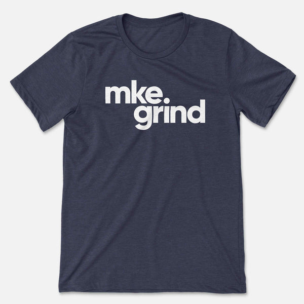 MG Heather Midnight Navy Tee