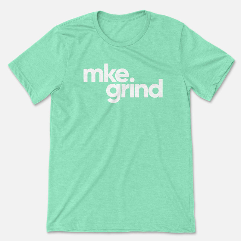 MG Heather Mint Tee