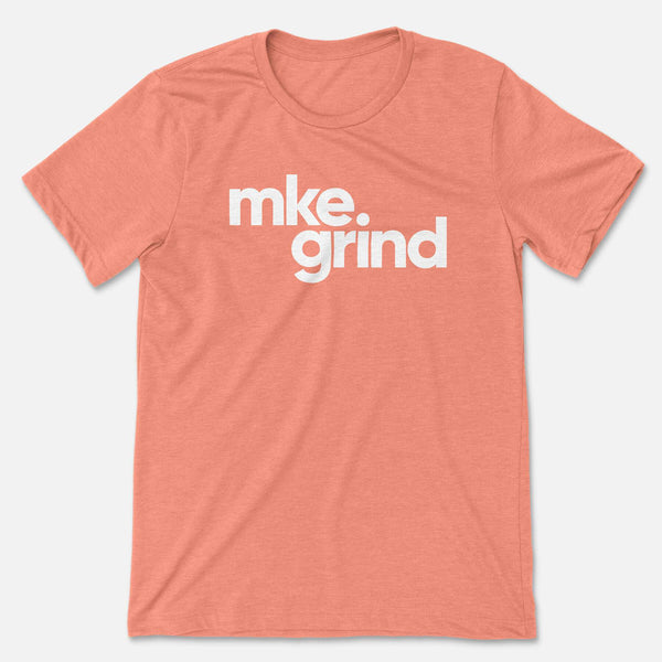 MG Heather Orange Tee