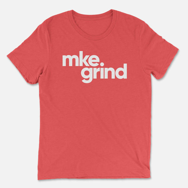 MG Red Triblend Tee
