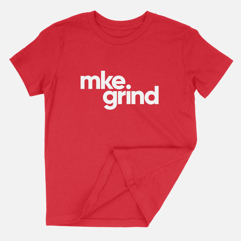 MG Youth Logo Tee